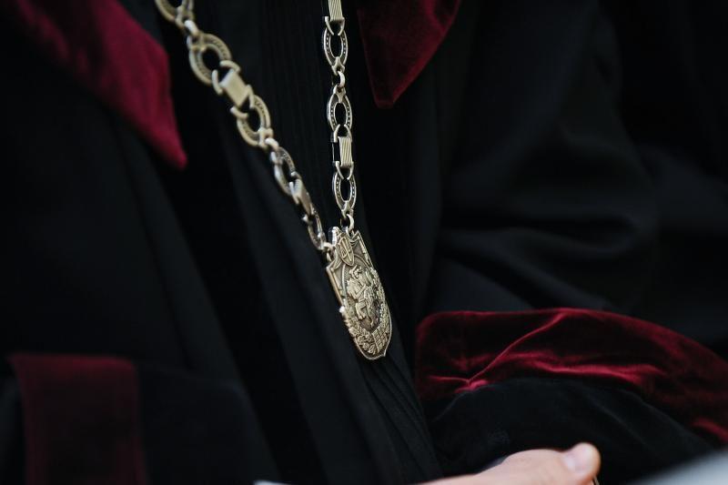 Teisėjų taryba pritarė teisėjo Viktoro Dovidaičio atleidimui