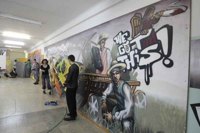 Atviros erdvės jaunimo centrui - jau treji