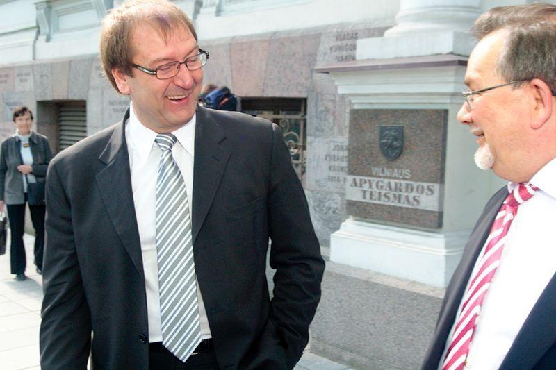 V.Uspaskichas: jungimasis koalicijai ir Vyriausybei įtakos neturės