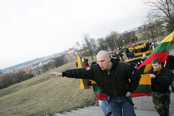 Rusija apkaltino Lietuvą pataikavimu neonaciams