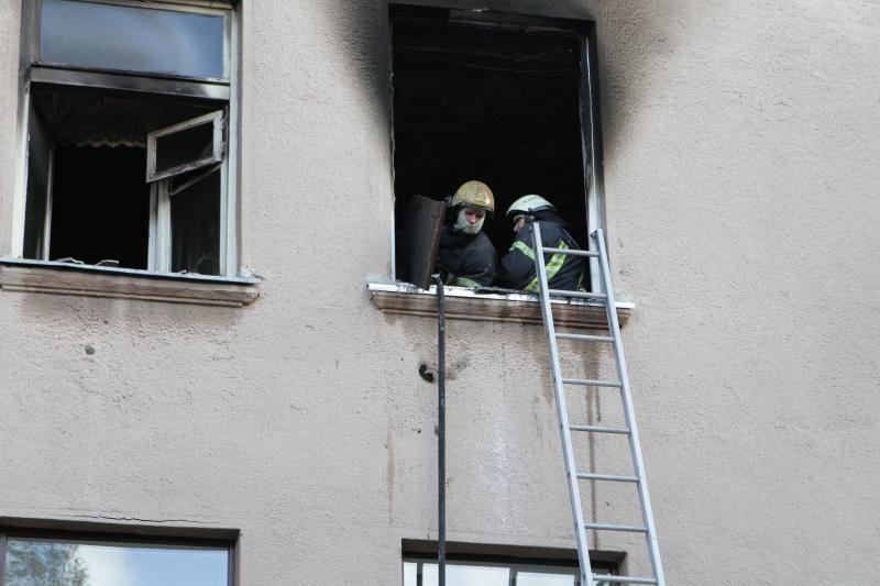 Šiemet gaisruose žuvo 126 Lietuvos gyventojai