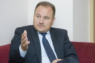 G.Kryževičius: teismų problemoms spręsti reikia sistemos
