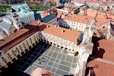 Du universitetai kuria konsorciumą