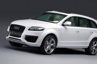 """""""Audi Q7"""