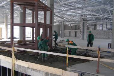 Statybų priežiūra - vienos institucijos rankose