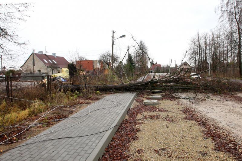 Lietuvoje elektros neturi apie 7,8 tūkst. vartotojų