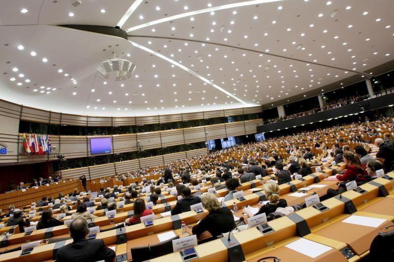 Kroatijoje vyksta pirmieji rinkimai į Europos Parlamentą