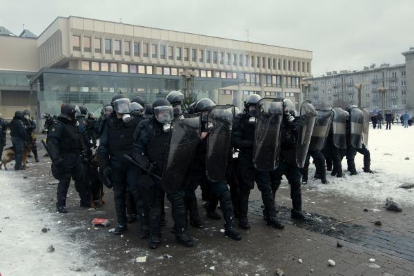 Antrasis mitingas vyks prie Seimo (papildyta)