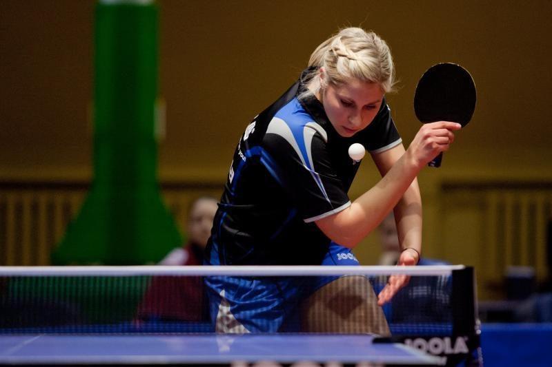 Lietuvos stalo tenisininkės pralaimėjo švedėms