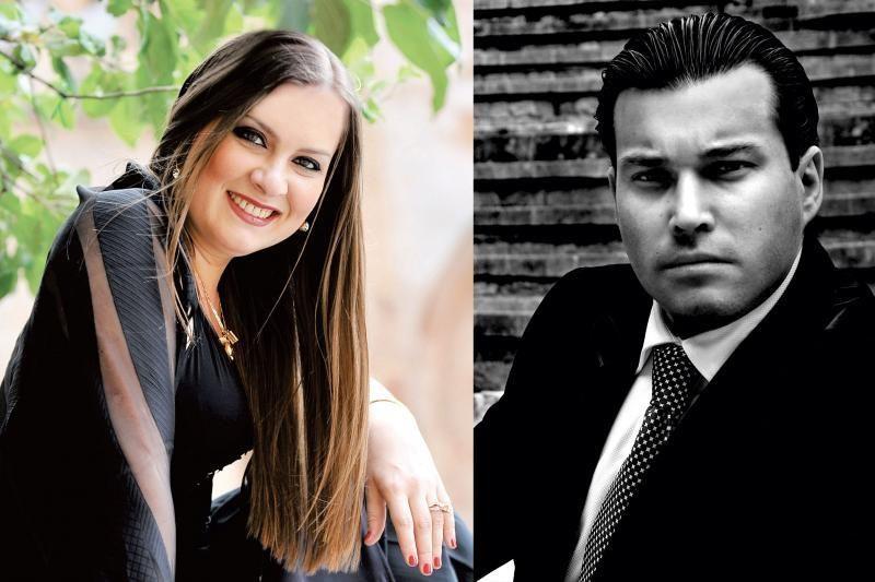 Lietuvės ir ispano duetas kviečia švęsti kartu Klaipėdoje ir Vilniuje