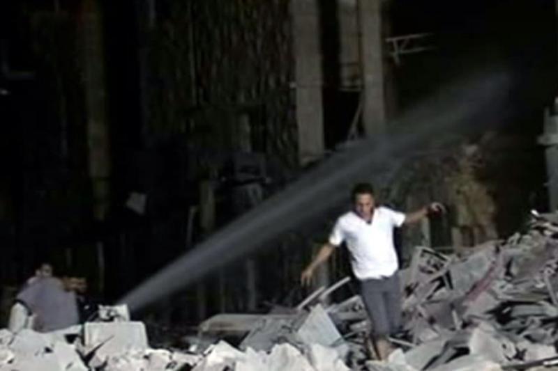 Sirijoje per sprogimą Alepo universitete žuvo daugiau kaip 80 žmonių