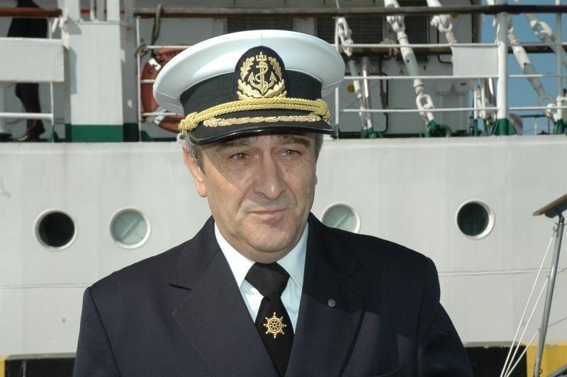 Viktoras Lukoševičius palieka uosto kapitono postą (atnaujinta)