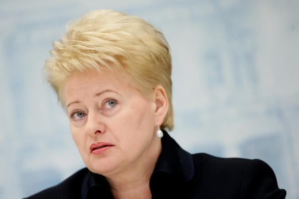 D. Grybauskaitė pareiškė užuojautą dėl Olandijos princo mirties