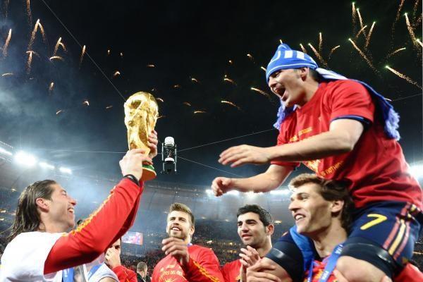 Pasaulio čempionė Ispanija tapo FIFA reitingo lydere