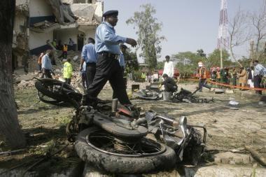 Išpuolis Pakistane nusinešė 15 gyvybių
