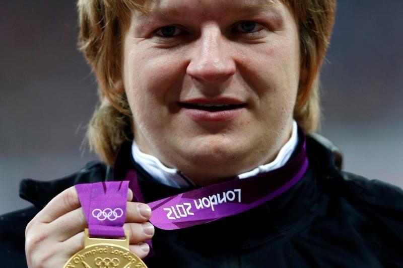 Dopingo skandalas: baltarusė neteks olimpiadoje iškovoto aukso medalio