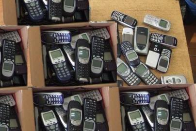 Galima atsikratyti naudotais mobiliaisiais telefonais neteršiant aplinkos