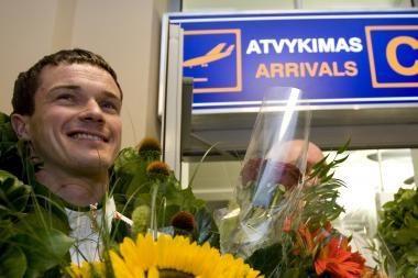 A.Zadneprovskiui - pasaulio taurės etapo bronza