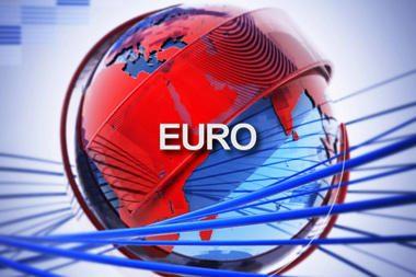 """LNK žiniose – nauja rubrika """"Euro"""""""