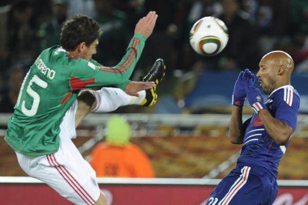 Meksikiečiai pranoko pasaulio vicečempionę Prancūziją