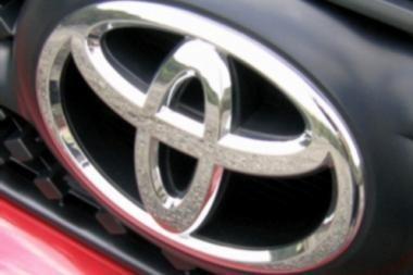 """""""Toyota"""" rezervavo Supra vardą"""