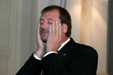 V.Uspaskicho neliečiamybę EP komitetas svarstys kitą savaitę