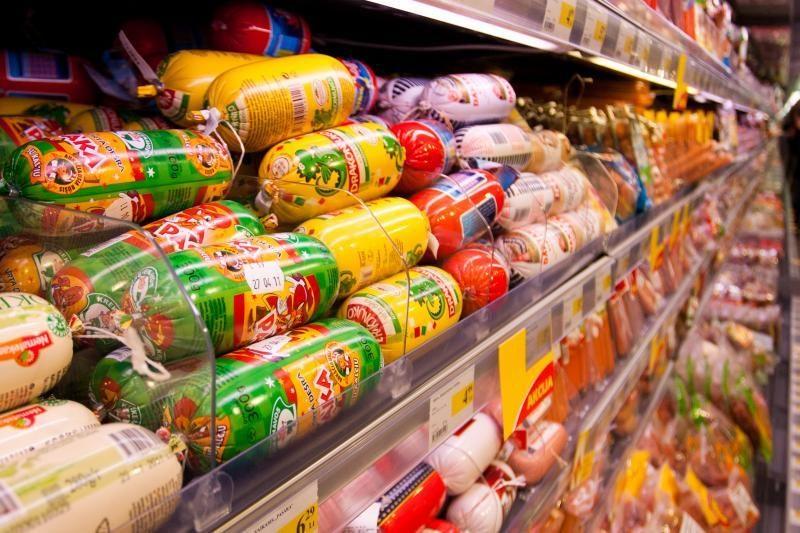 Maisto produktų lietuviški ženklai gerokai lenkia užsienio produkciją