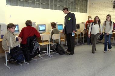 Belgų mokslininkas: norėdama tapti žinių visuomene, Lietuva turėtų atleisti pusę mokytojų