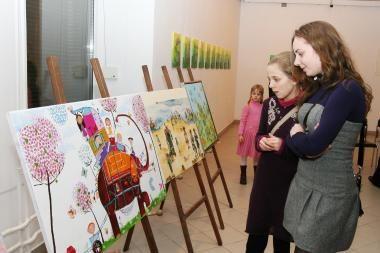 Vilniuje išrinkta gražiausia Lietuvos vaikų svajonė