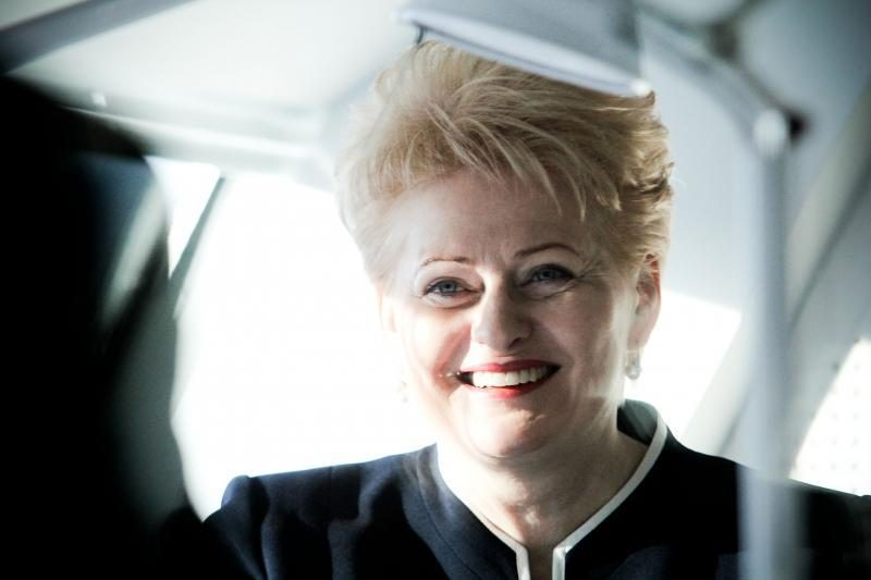D. Grybauskaitė: britų premjeras ES nori tik sumažinti savo įnašą