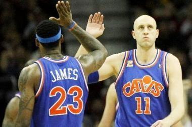Ž.Ilgauskas jau rengiasi NBA rungtynėms