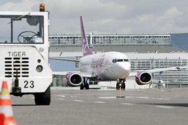 Vilniaus oro uostas teigia atsigaunantis