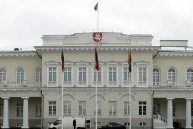 Prezidentūroje prisiminta Vilniaus istorija