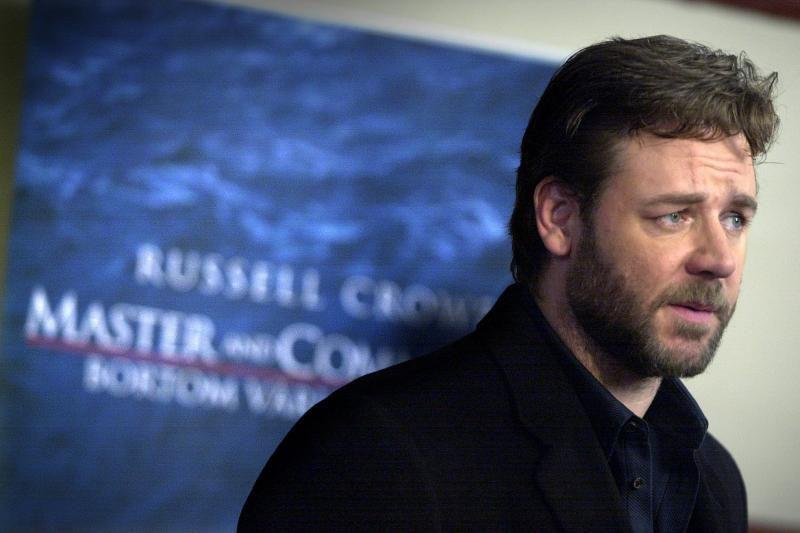 Russellas Crowe debiutuos kaip kino filmo režisierius