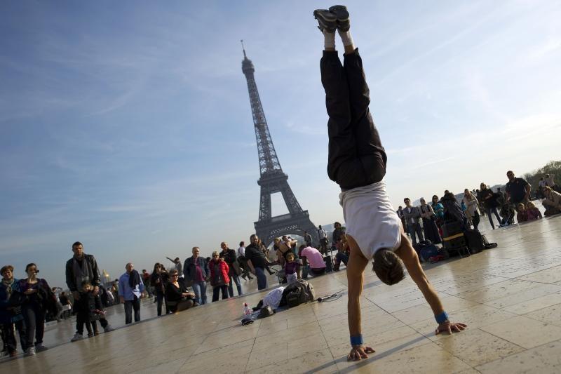 Geriausia vieta studijuoti - Paryžius, antrasis - Londonas