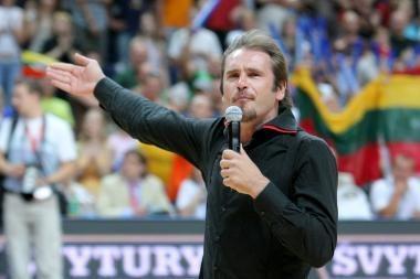 Patriotinės dainos konkurso nugalėtojas – M.Mikutavičius