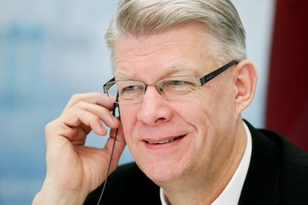 Latvija remia ir pasitiki Lietuva dėl Visagino AE projekto, sako V.Zatleras
