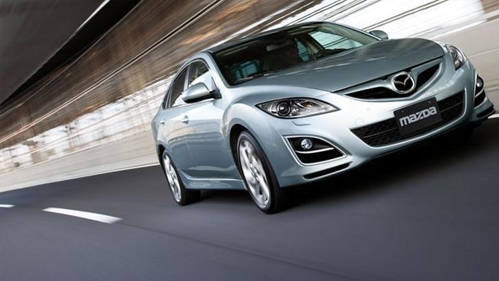 """Naujos kartos """"Mazda 6"""" debiutuos Maskvoje"""