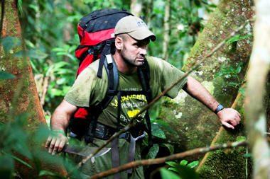 Britas pirmąkart pėsčiomis nukeliavo nuo Amazonės ištakų iki žiočių