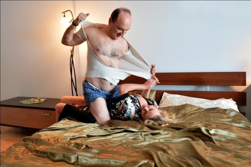 Televizijoje – atviros sekso scenos su G. Drukteiniu (foto)