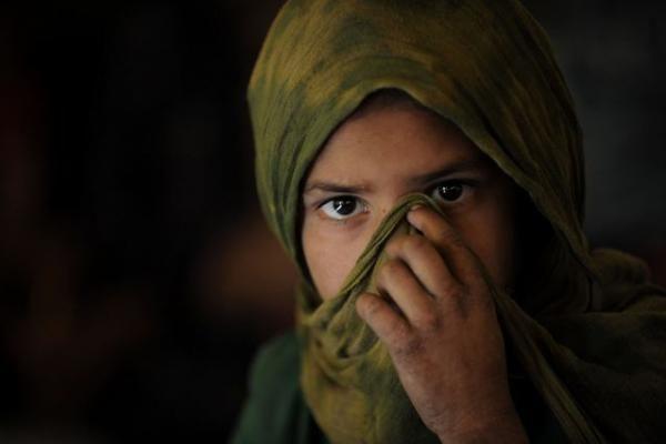 JAV pajėgos Afganistane per pastaruosius metus nužudė šimtus vaikų?