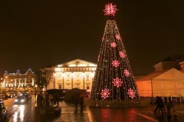 Lietuvos miestai per žiemos šventes suksis su rankdarbiais