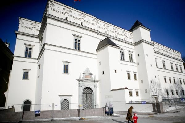 Valdovų rūmų muziejui baigti reikės beveik 32 mln. litų (papildyta)