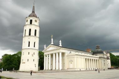 Vilnius švęs Pasaulio paveldo miestų solidarumo dieną