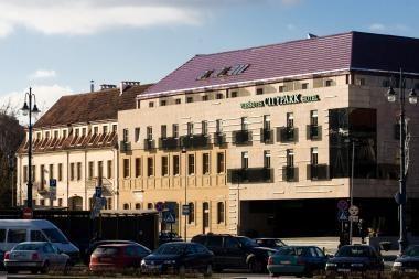Sostinės viešbučiai sulaukia apie penktadalį mažiau svečių