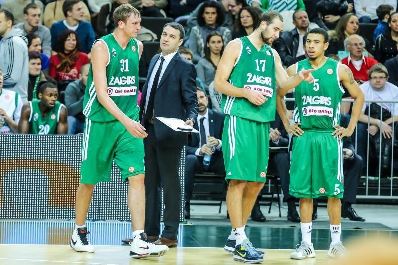 """Varžovų treneris: """"Žalgiris"""" – tarp keturių geriausių Europos komandų"""