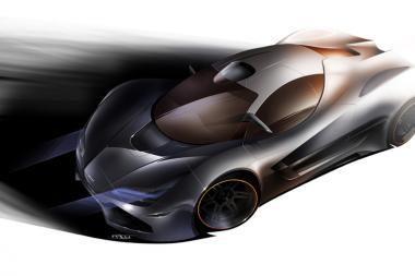 """Ruošiamas """"McLaren LM5""""?"""