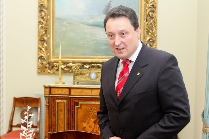 Naujuoju LiCS pirmininku išrinktas A.Melianas (papildyta)