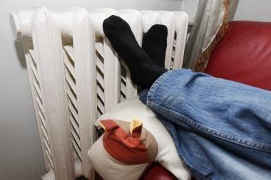 Sąskaitos už šilumą nenudžiugins