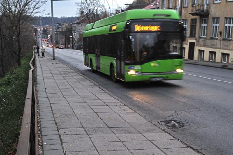 Didžiuosiuose miestuose padaugės ekologiškų autobusų ir troleibusų